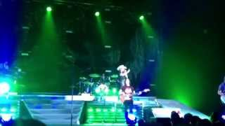 """Off The Beaten Path"" Justin Moore (Opener) Live in Cleveland, Ohio 4/17/14"