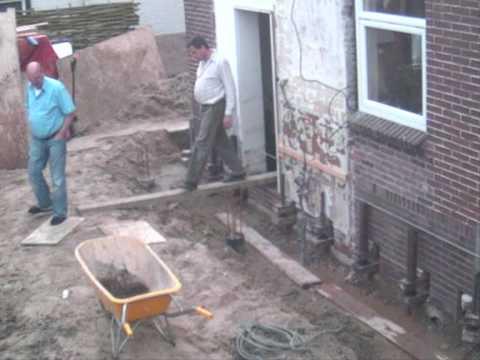 Funderingsherstel en opvijzelen woning de ronde hoep doovi - Hoe je je huis regelt ...
