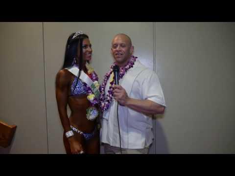 NPC Pacific Island Championships | Nikoleta Perinova