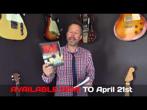 FREE Kindle Guitar, Uke, Music Books - Ends April 21st