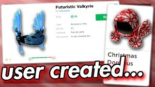 Roblox Players Can Create Hats Soon...