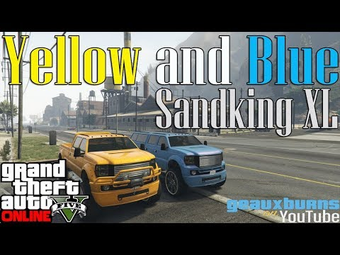 GTA Online: Modded Vapid Sandking XL 1.42 Spawn Location from YouTube · Duration:  3 minutes 8 seconds