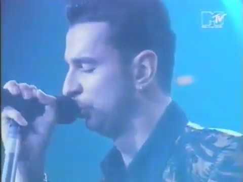 Depeche Mode - World in my eyes live 1990 - Fan Montage