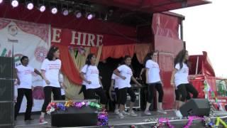 Music and Dance at Dublin Mela 2012, Ireland