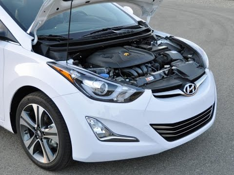 Hyundai Elantra 2015 Top Speed