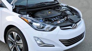Hyundai Elantra 2015 Top Speed