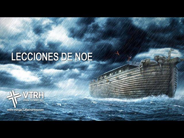 LECCIONES DE NOE