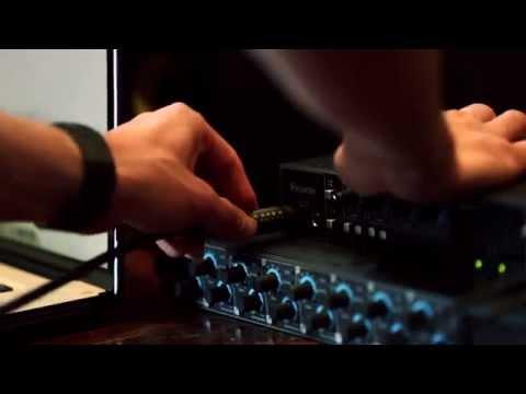 Focusrite // Recording Anavae with the Saffire PRO 26