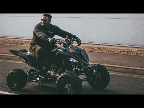 HOW I CLEAN MY ATV *QUAD BIKE YAMAHA RAPTOR 700*