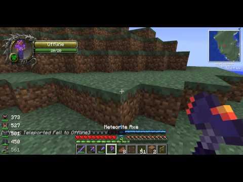 видео: Multiplayer Mod's play. Часть 7. [Прогулка по миру]