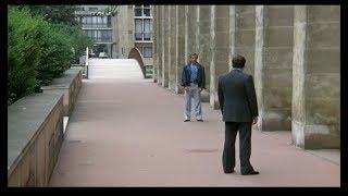 Профессионал (Жан-Поль Бельмондо): Схватка Жосслен Бомон против Розена