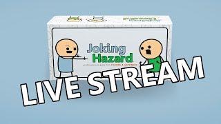 Joking Hazard Holiday Live Stream