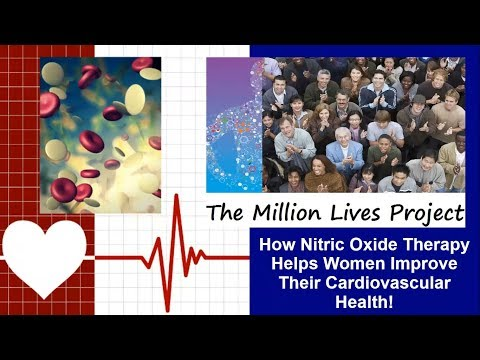 Empowering People – How Nitric Oxide Therapy Helps Women Improve Their Cardiovascular Health