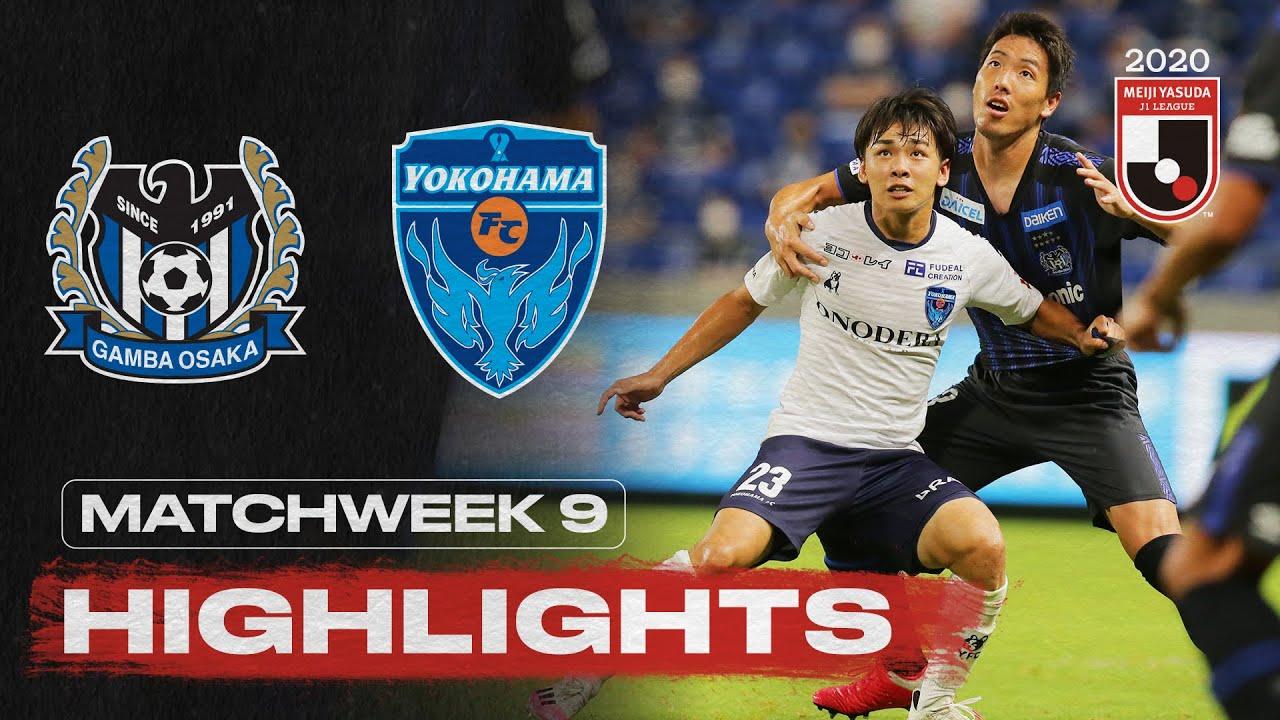 Gamba Osaka Vs Yokohama Fc Live Scores H2h Lineups Live Ticker And Stats
