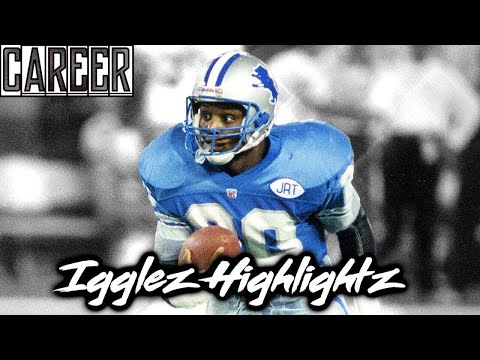 Barry Sanders Ultimate Career Highlights