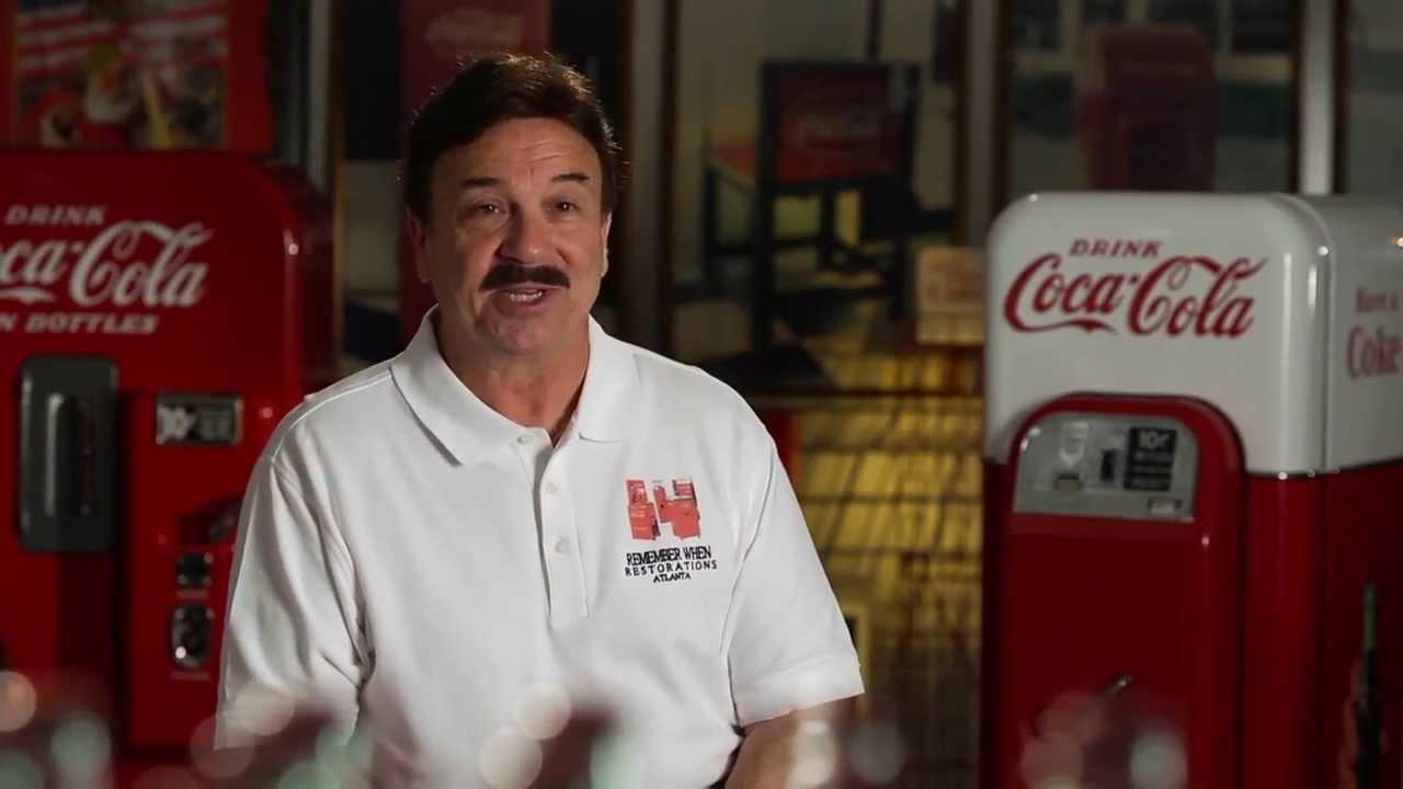 Coke Machine Restoration
