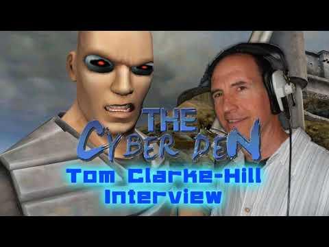 Tom Clarke-Hill (Cortez from TimeSplitters) Interview - The Cyber Den