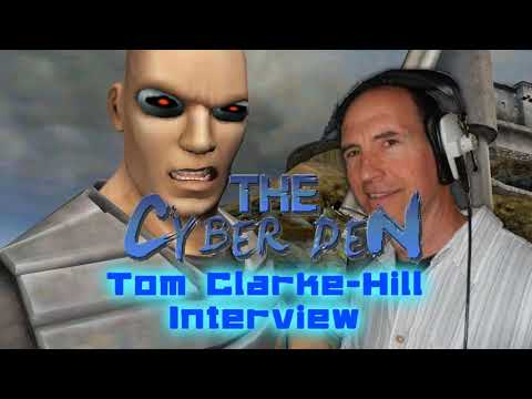 Tom ClarkeHill Cortez from TimeSplitters   The Cyber Den
