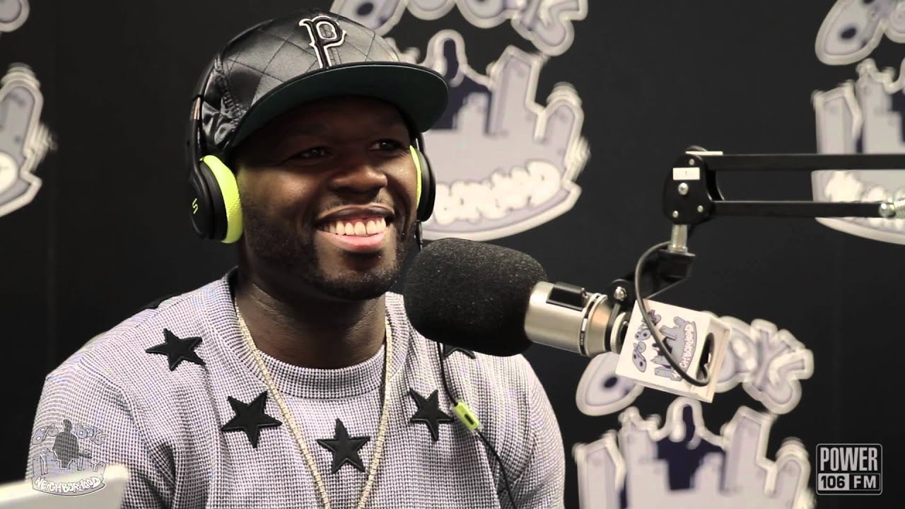 Download 50 Cent Bets $10K On Stanley Cup w/ Big Boy