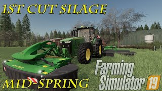 FARMING SIMULATOR 19 - This is Ireland with Seasons, Let's play:- Episode 2