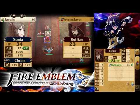 Fire Emblem: Awakening - Chapter 10: Renewal (Hard-Classic Mode)