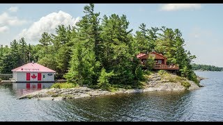 Georgian Bay Island Cottage For Sale