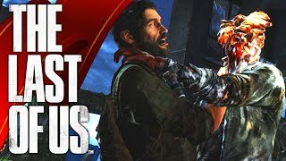 THE LAST OF US | MUSEU E A MORTE DE TESS PARTE 03 | PUNITIVO GROUNDED