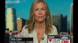 IDNs on CNN - interview w/Tina Dam