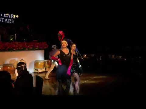AMAZING Dancers at Banyan Tree Bangkok for NYE   from echo artists