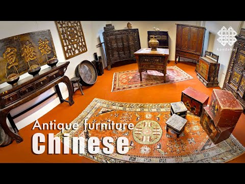 """Antique Chinese furniture from the """"Kandahar"""" collection - kandahar.it"""