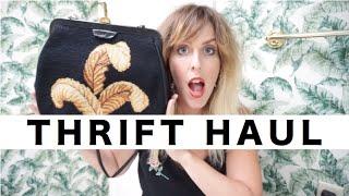 THRIFT HAUL: TRAVEL EDITION