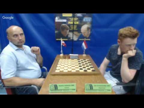 Match Groenendijk - Valneris rapid session 1