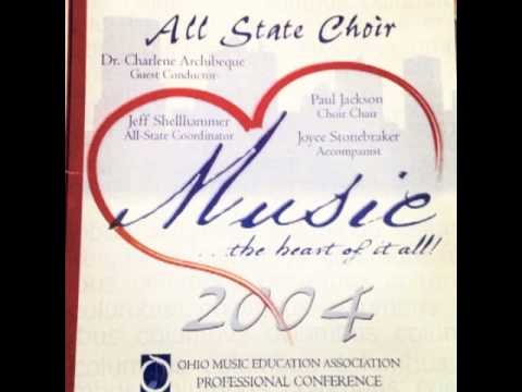 Four Gypsy Songs - OMEA All-State Choir 2004