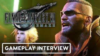 Final Fantasy 7 Remake Developer Interview - IGN Live | E3 2019
