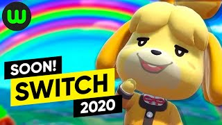 25 Upcoming Switch Games of 2020