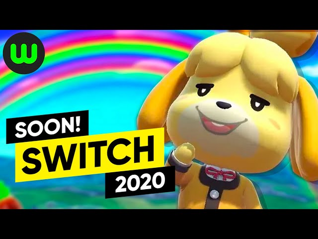 25 Upcoming Switch Games of 2020 | whatoplay