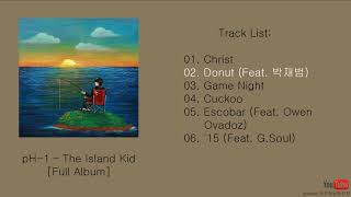 pH-1 – The Island Kid [FULL ALBUM]