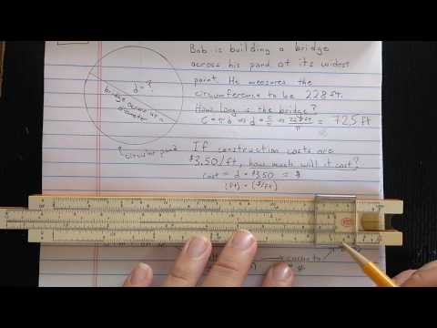 Practical Slide Rule 1/5: Basics