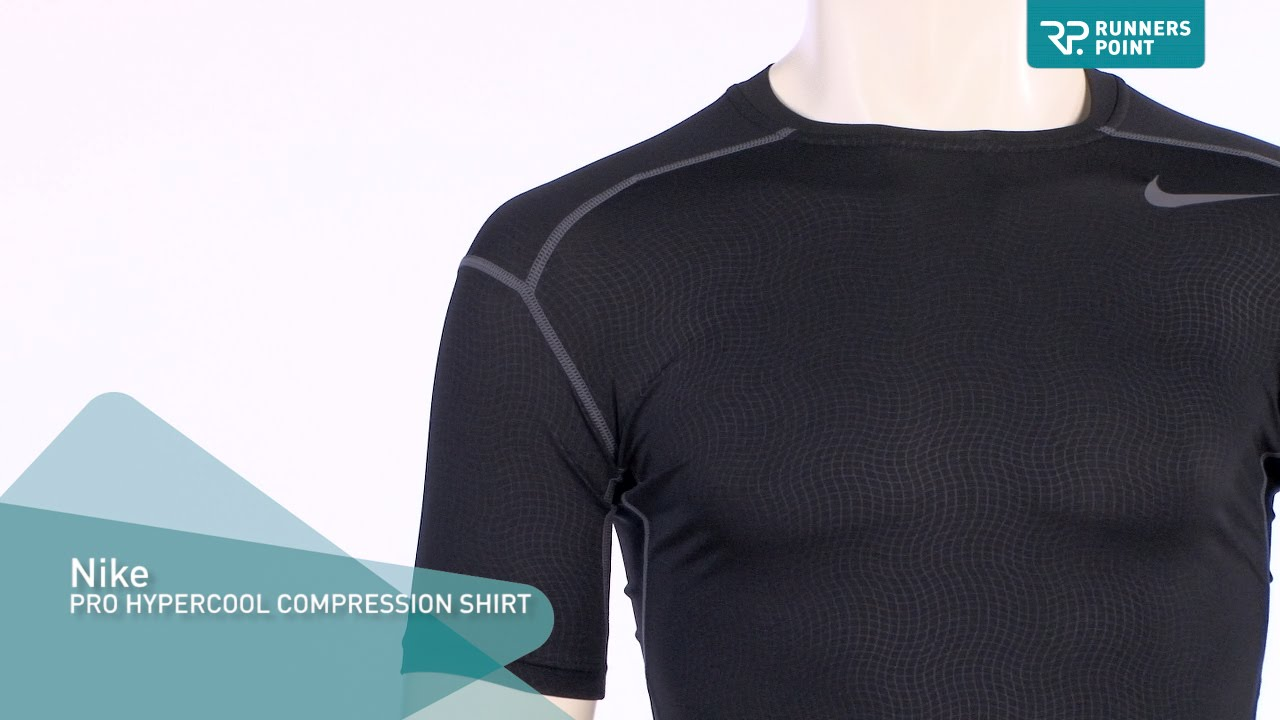nike t shirt compression
