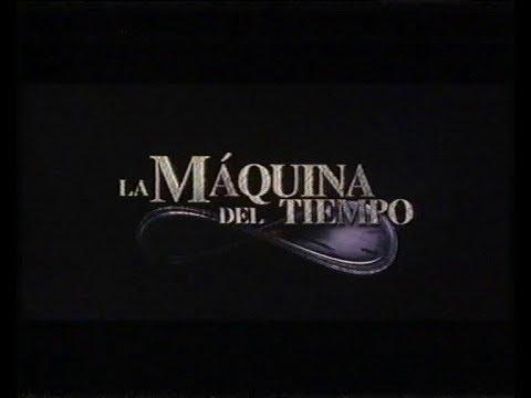 La Máquina Del Tiempo Trailer En Castellano Youtube