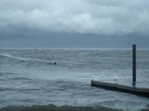 surfin 39 in da storm crystal beach ontario youtube. Black Bedroom Furniture Sets. Home Design Ideas