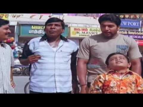 Mazhai Non Stop Comedy | Jayam Ravi | Shriya | Vadivelu | Devi Sri Prasad | Star Movies