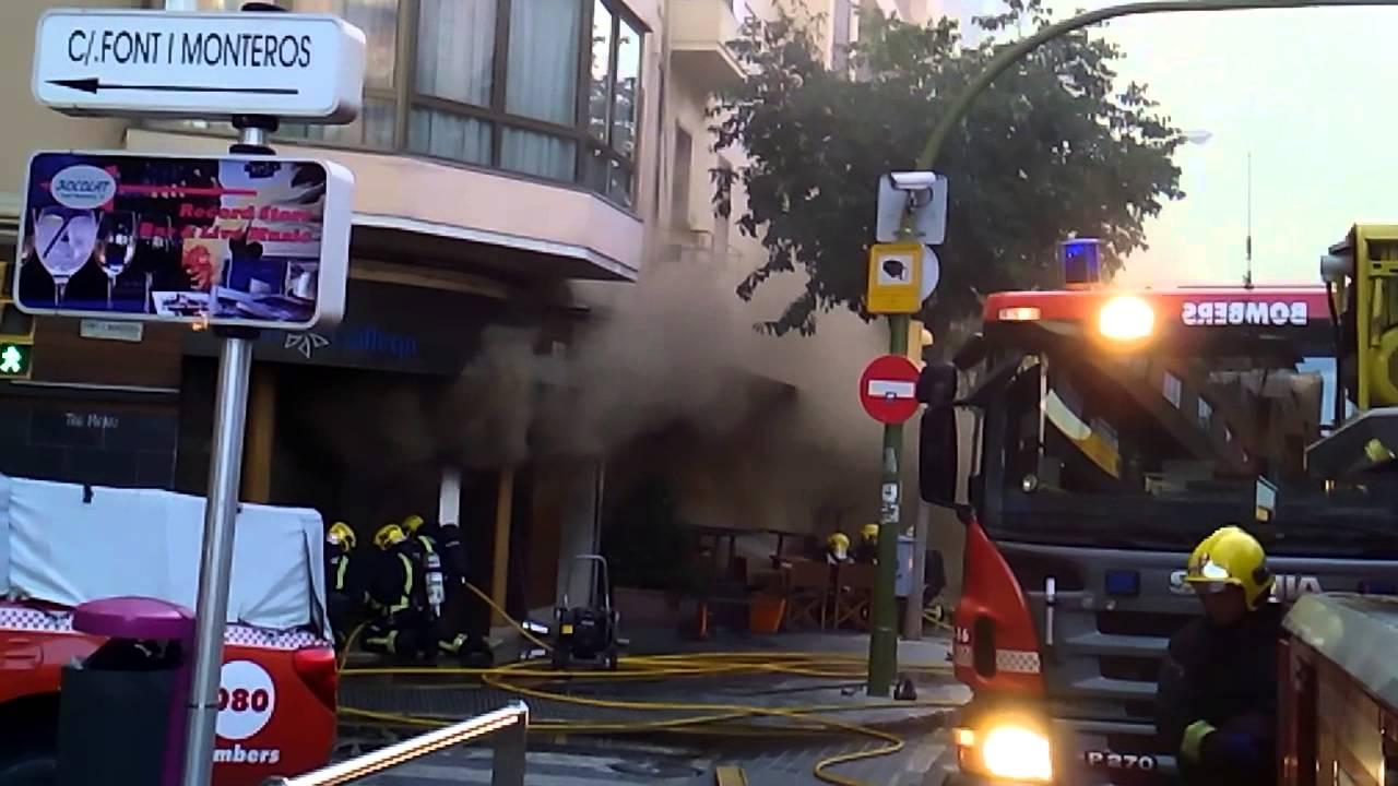 Incendio casa gallega a das palma youtube - La casa gallega palma ...