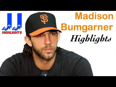 Madison Bumgarner Highlights