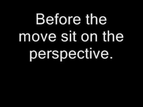 Tricky - Hell is Around the corner (slow version) with lyrics