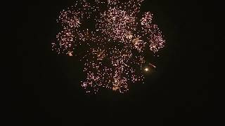 Фейерверк Огненный цветок, салют на 49 залпа 1 дюйм(а) C007