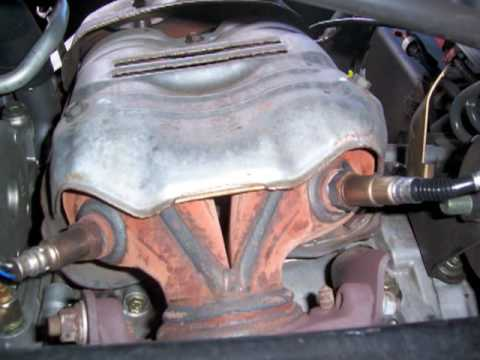 Watch on toyota tacoma knock sensor location