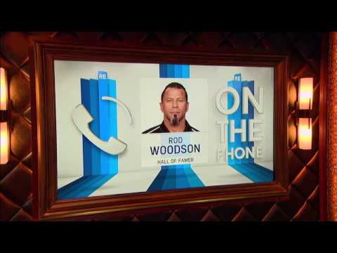 Pro Football Hall of Famer Rod Woodson on The Passing of Steelers