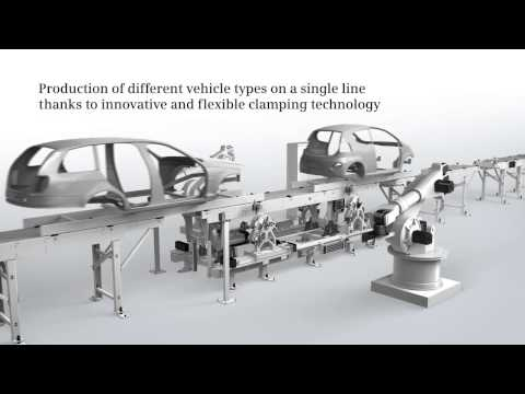 Siemens Industry - Automotive Flexible Production