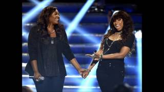 Candice Glover and Jennifer Hudson - Inseparable